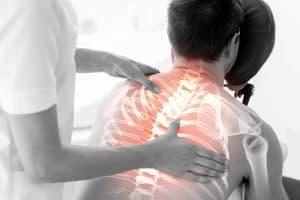 Rückenschmerzen / Osteopathie